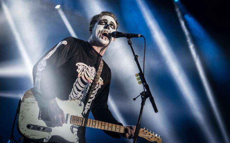 The Gaslight Anthem, 31.10.2014, Columbia-Halle Berlin