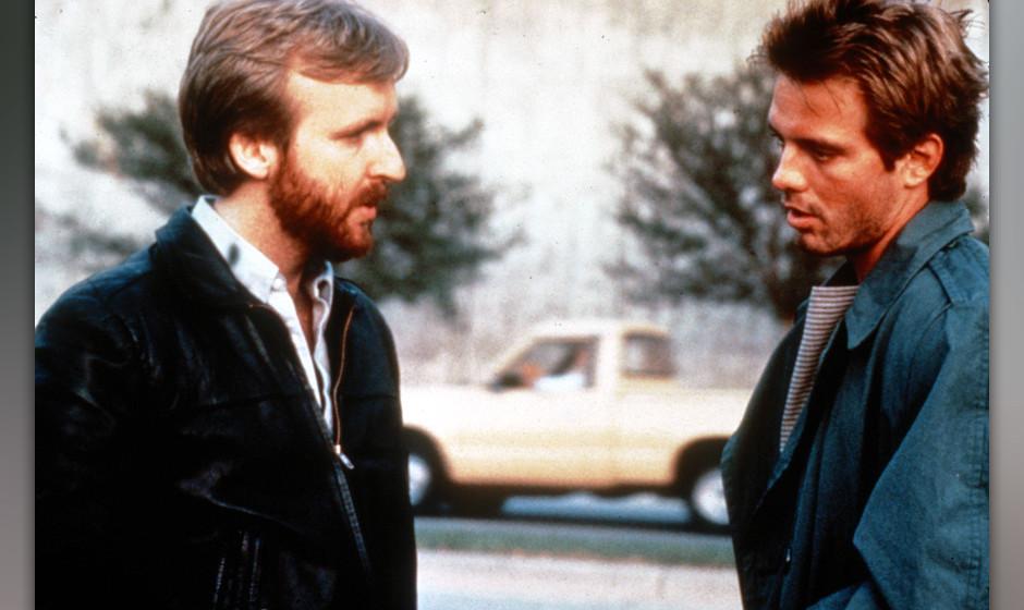 THE TERMINATOR [US 1984]  Director JAMES CAMERON, MICHAEL BIEHN     Date: 1984 (Mary Evans Picture Library) Keine Weitergabe