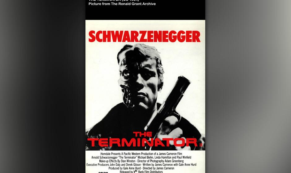 THE TERMINATOR [US 1984]     Date: 1984 (Mary Evans Picture Library) Keine Weitergabe an Drittverwerter., Nur f¸r redaktione