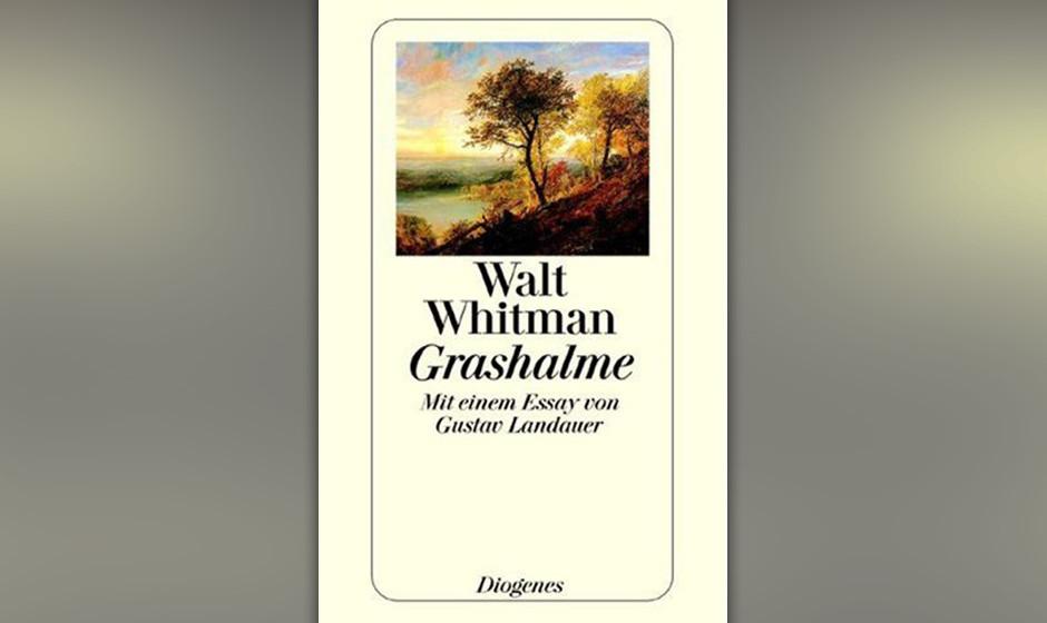 Walt Whitman - 'Grashalme'