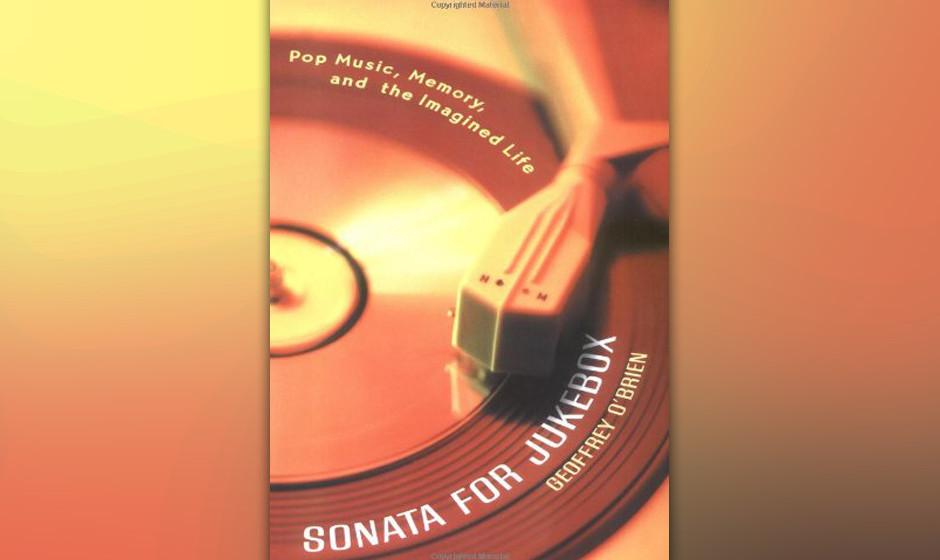 Geoffrey O'Brien - 'Sonata For Jukebox'
