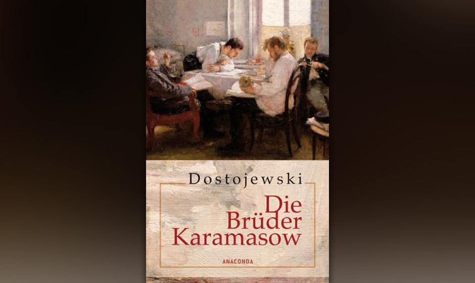 Fjodor Dostojewski - 'Die Brüder Karamasow'