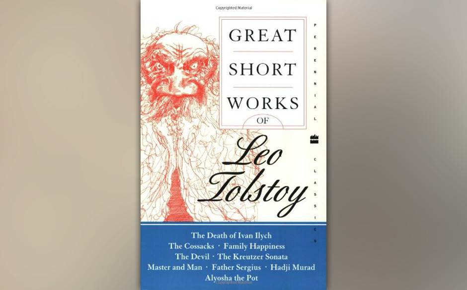 great short works of leo tolstoy pdf