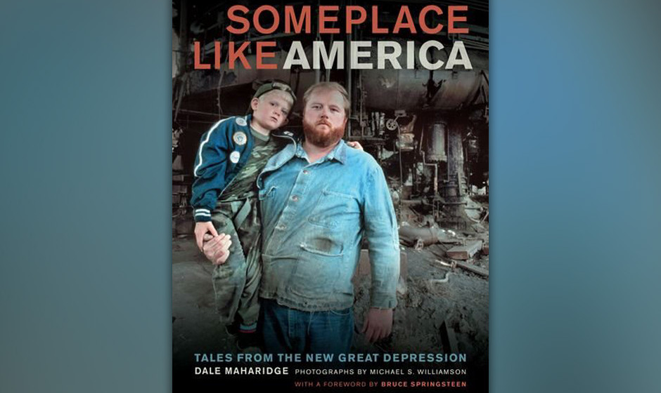 Dale Maharidge - 'Someplace Like America: Tales From The New Great Depression'