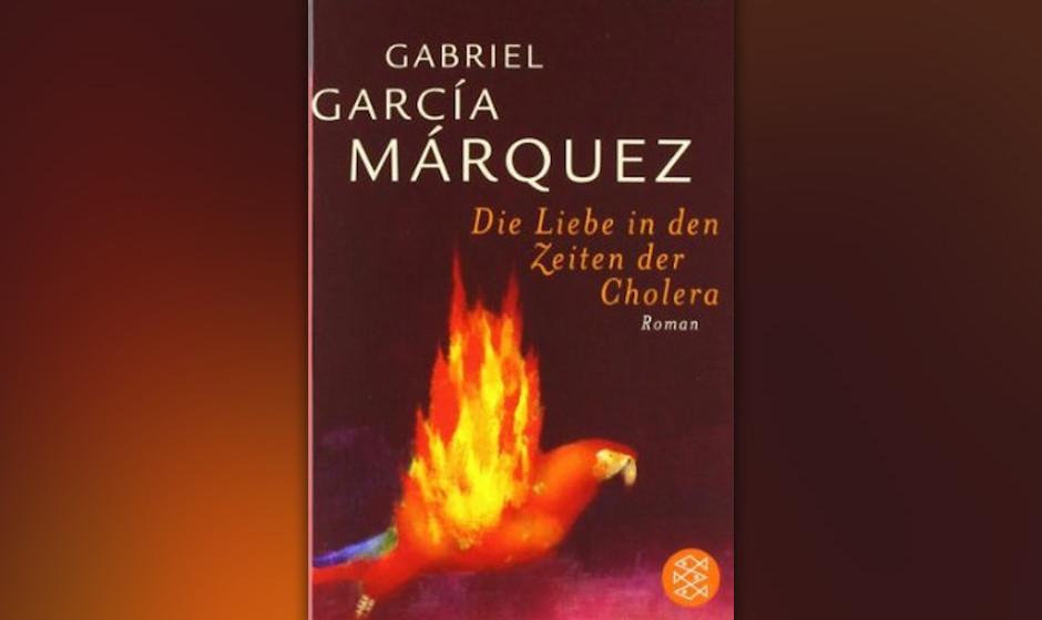 Gabriel García Márquez - 'Die Liebe In den Zeiten Der Cholera'
