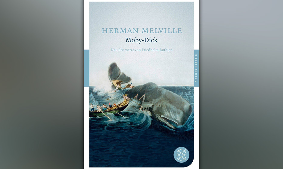 Hermann Melville - 'Moby Dick'