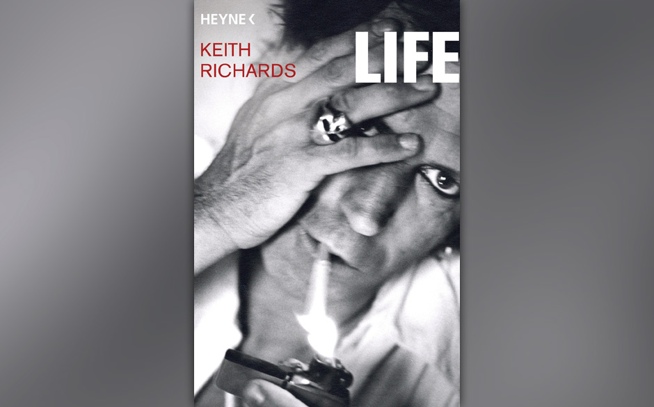 Keith Richards - 'Life'