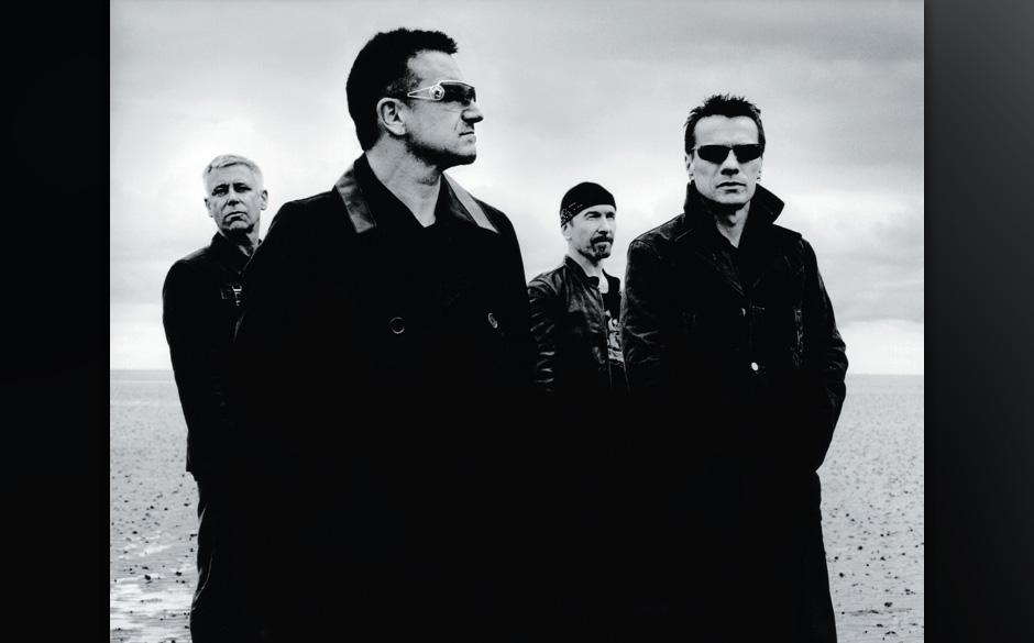 01. U2 (36 Jahre, 13 Alben)