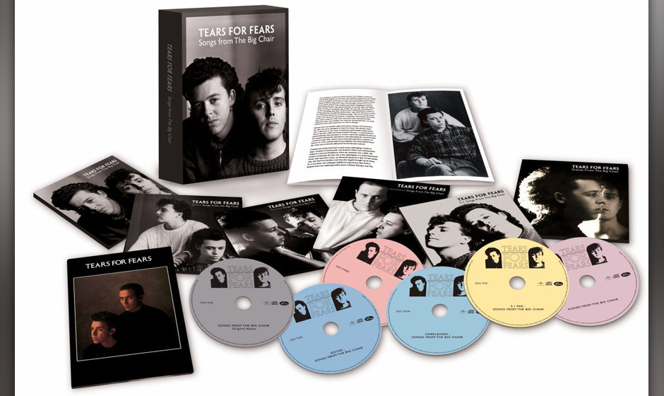 Tears For Fears - Songs from the Big Chair (Limited Super Deluxe)