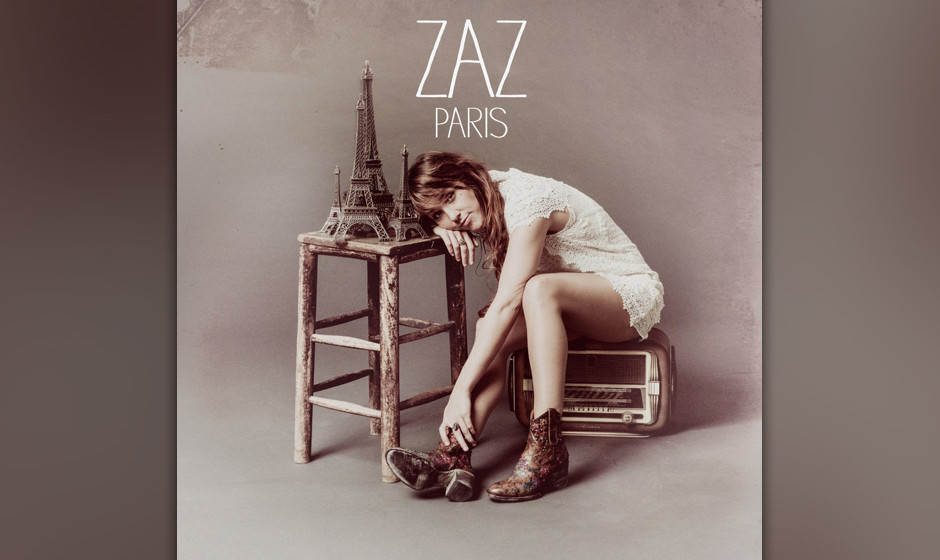 Zaz - Paris