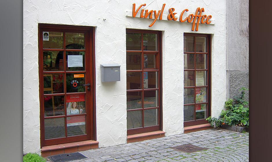 Plattenladen der Woche: Vinyl & Coffee in Esslingen Im Heppächer 24, 73728 Esslingen am Neckar
