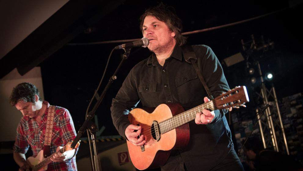Jeff Tweedy beim ROLLING STONE Weekender 2014