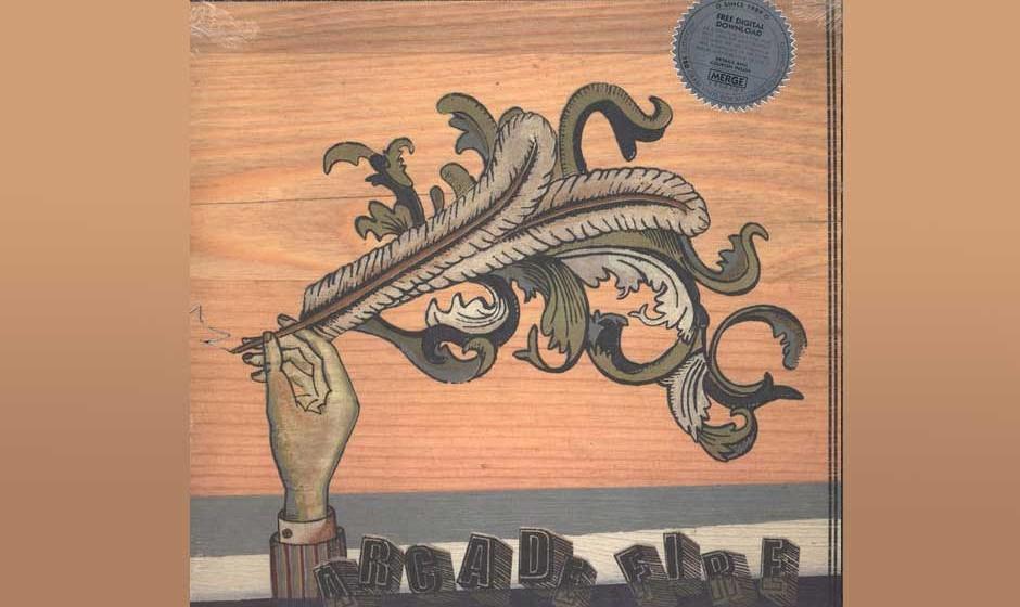 13. Arcade Fire - Funeral (2004)