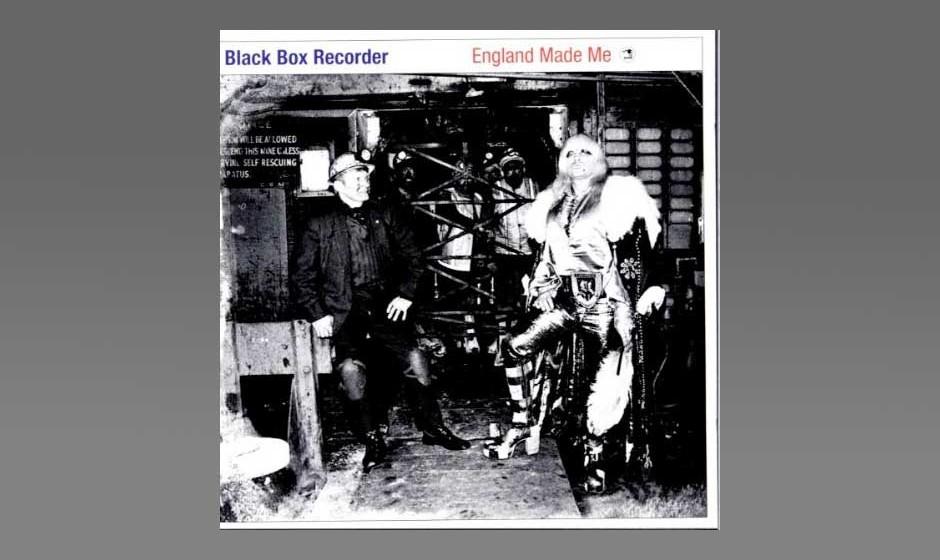 12. Black Box Recorder - England Made Me (1998)