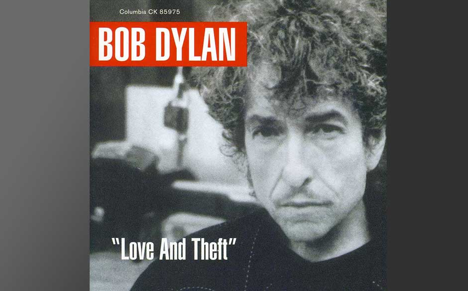 14. Bob Dylan - Love and Theft (2001)
