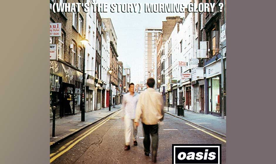 05. Oasis - (What's the Story) Morning Glory? (1995)
