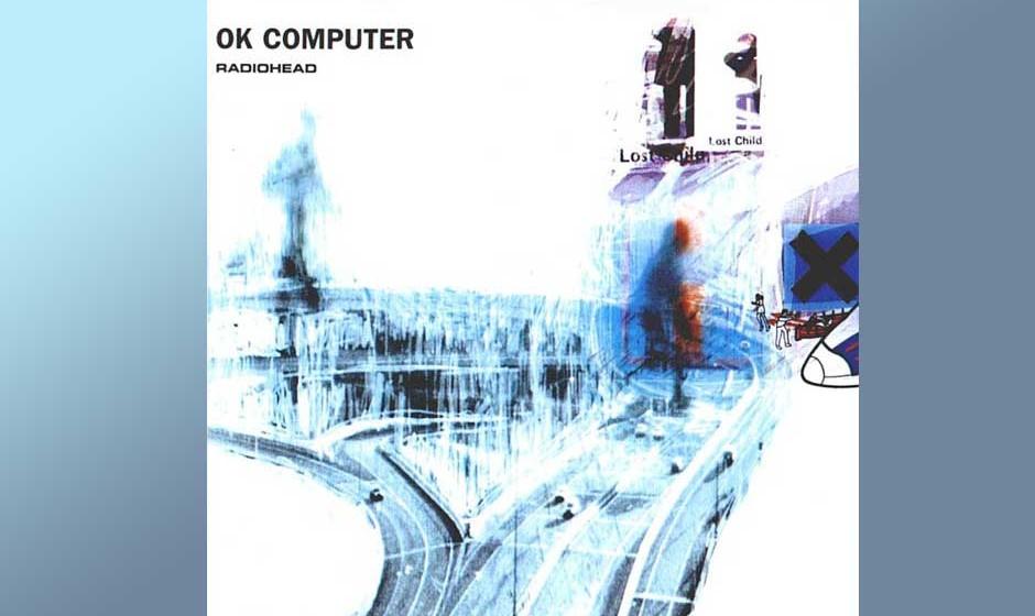 09. Radiohead - OK Computer (1997)