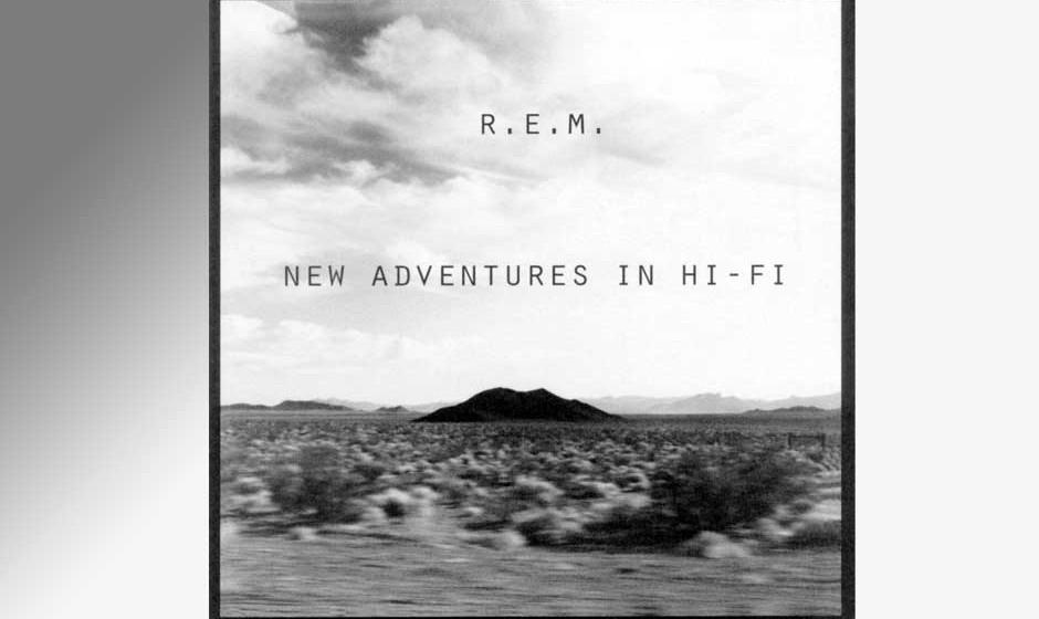 20. R.E.M. - New Adventures in Hi-Fi (1996)