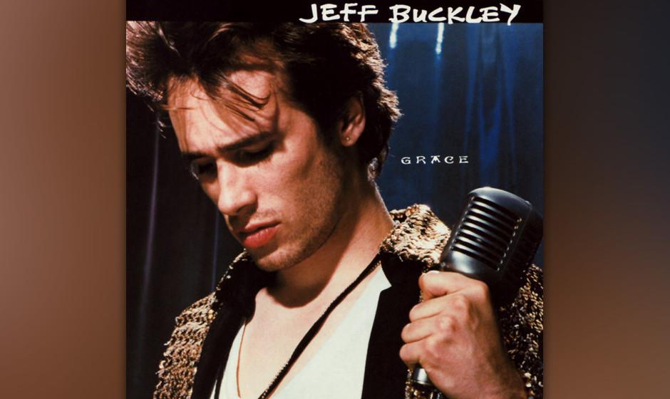 Platz 10: Jeff Buckley - 'Grace'