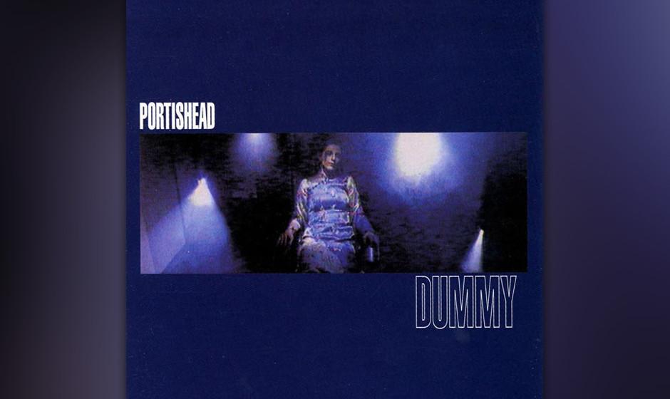 Platz 2: Portishead - 'Dummy'