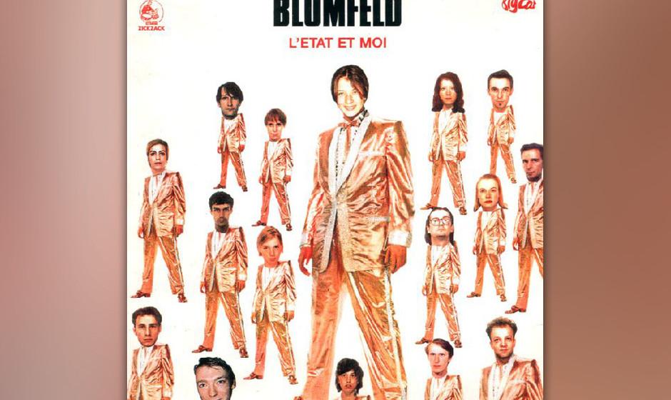 Platz 4: Blumfeld - 'L'etat Et Moi'