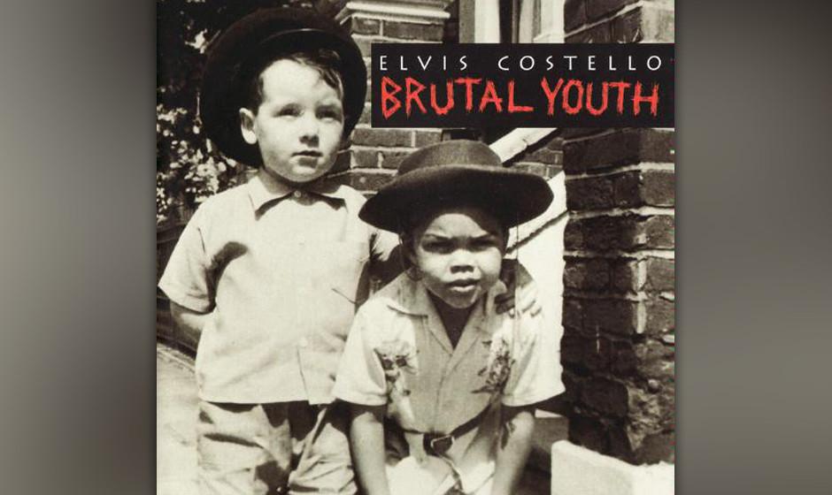 Platz 7: Elvis Costello  - 'Brutal Youth'