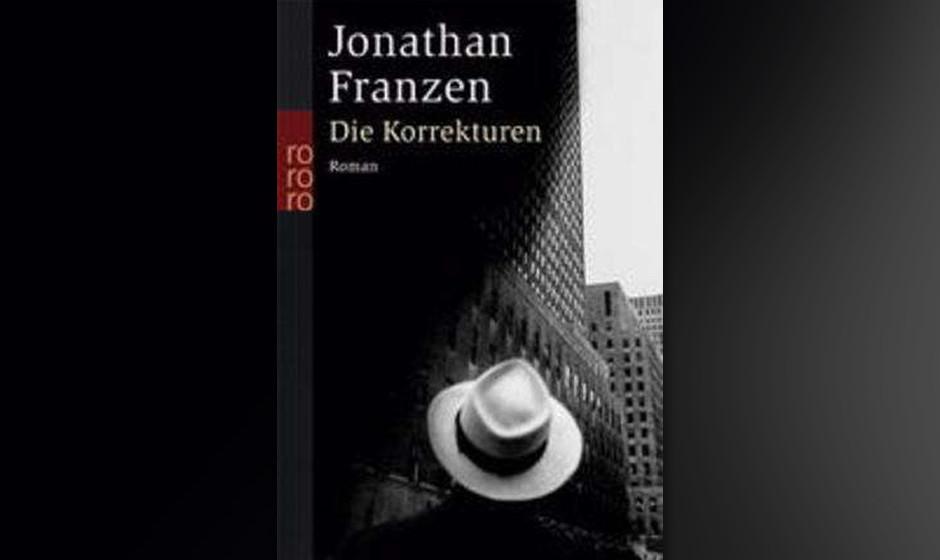 "20. Jonathan Franzen: ""Die Korrekturen"" (2001)"