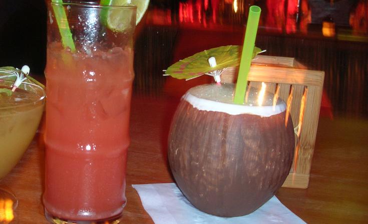 Kokosnussdrink