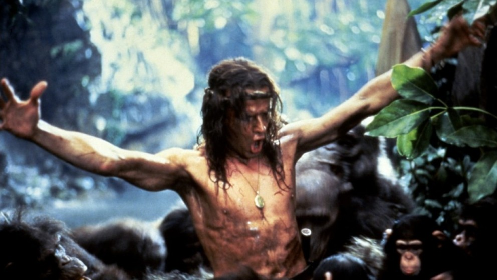 'Greystoke: The Legend of Tarzan, Lord of the Apes', 1984. Oscar-Nominierung für 'Best Writing, Screenplay Based on Material