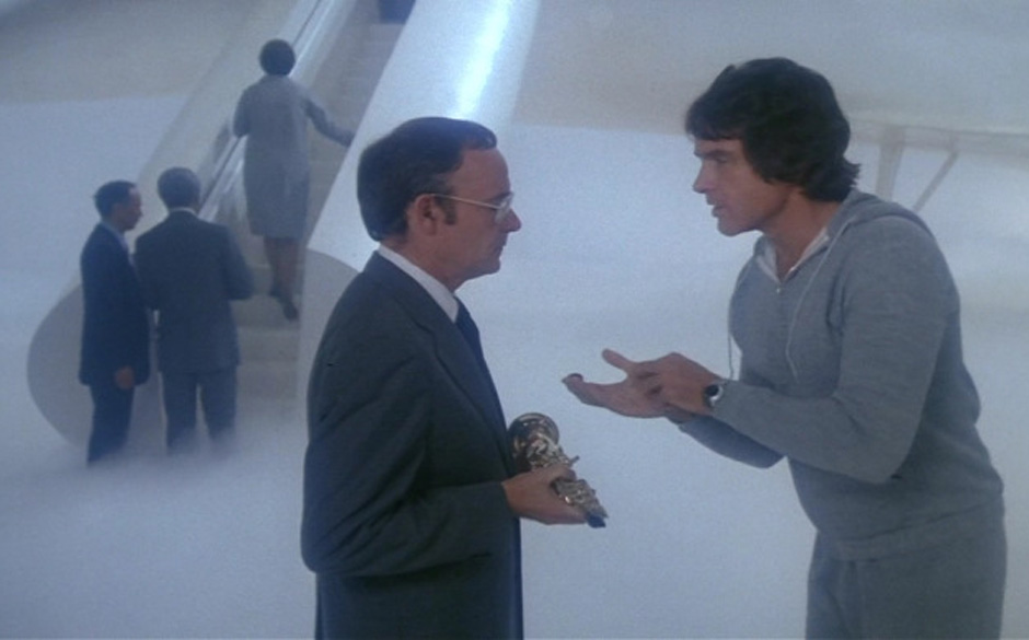 Beatty in 'Heaven Can Wait', 1978.