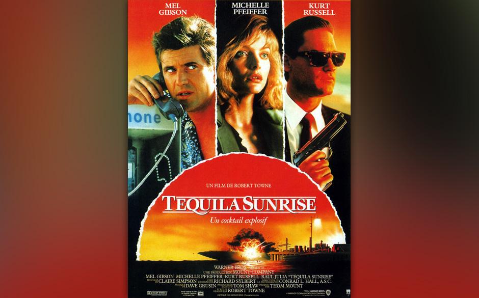 'Tequila Sunrise': 1988 entstand Townes zweite Regiearbeit.