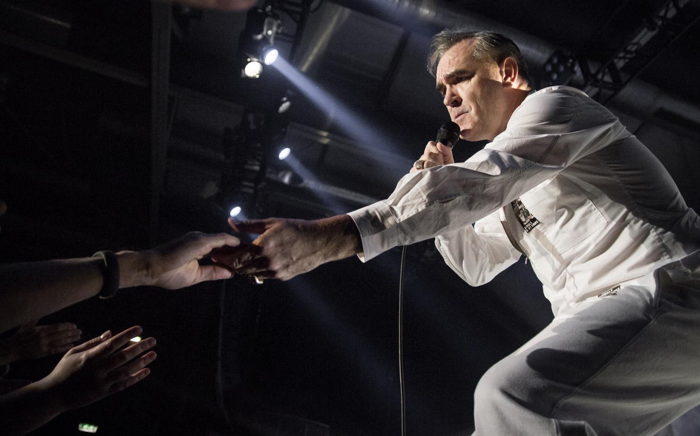 Morrissey live in Berlin