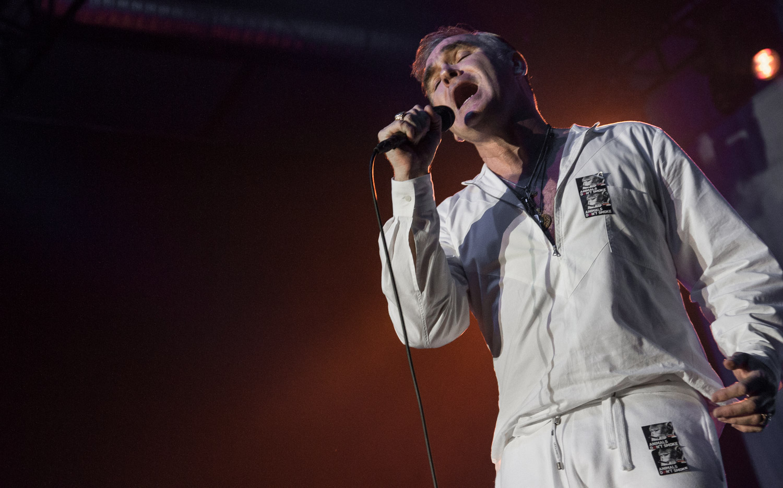War 2013 für neun Minuten tot: Morrissey