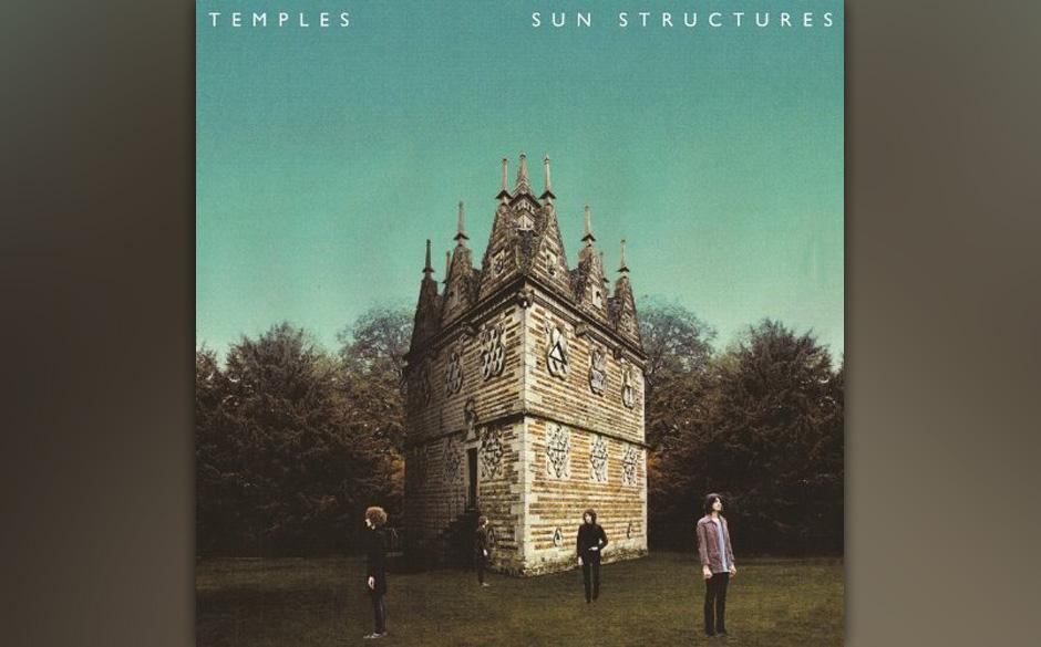 Temples - 'Sun Structures'