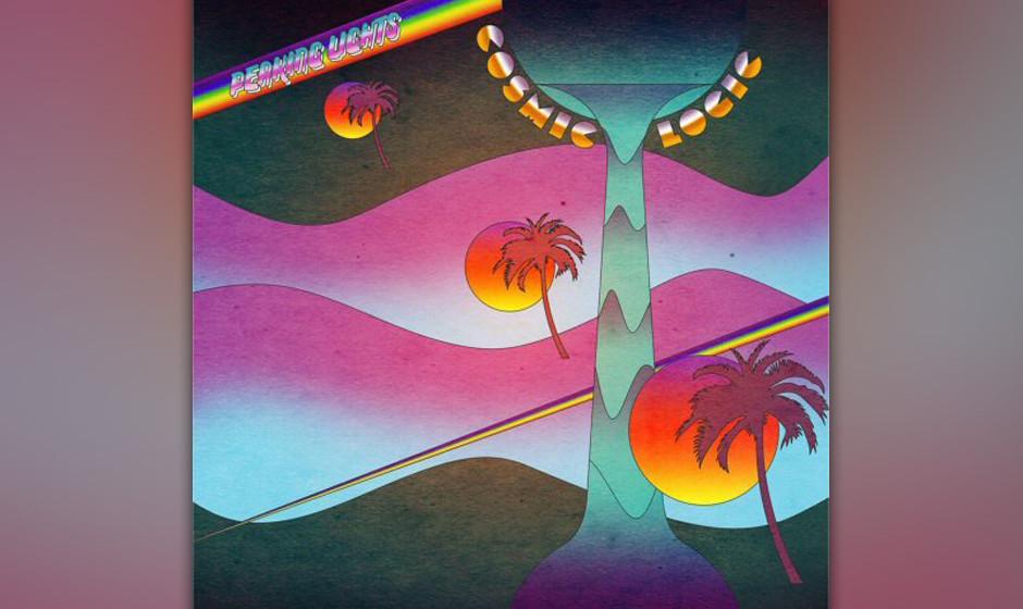 Peaking Lights - 'Cosmic Logic'