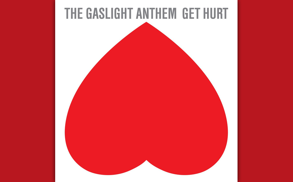 The Gaslight Anthem - 'Get Hurt'