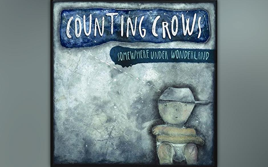 Counting Crows - 'Somewhere Under Wonderland'