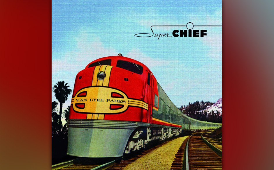 Van Dyke Parks - 'The Super Chief: Music For The Silver Screen'