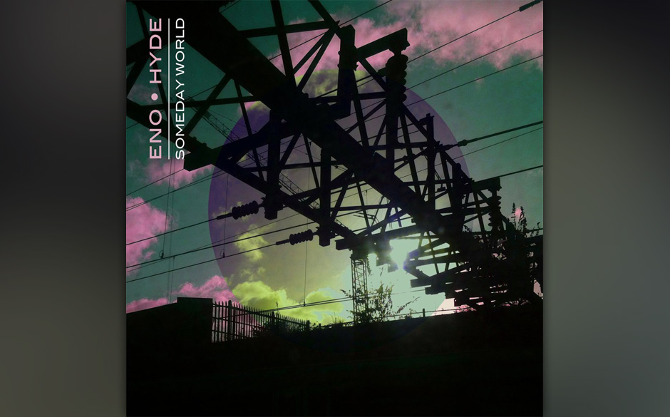 Brian Eno / Karl Hyde - 'Someday World'