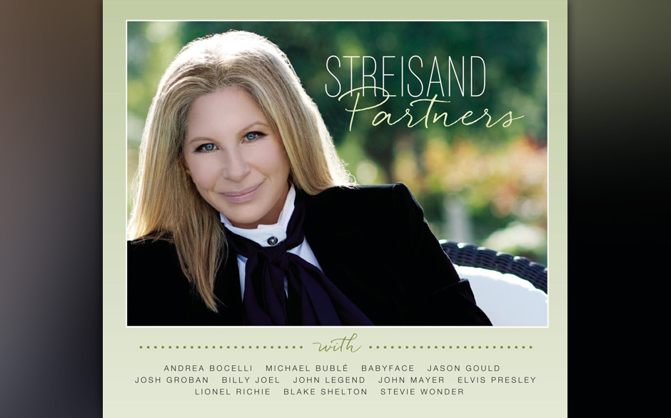 Barbra Streisand - 'Partners'
