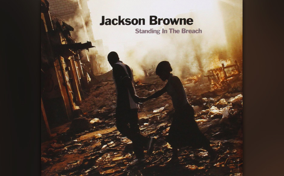 Jackson Browne - 'Standing In The Breach'