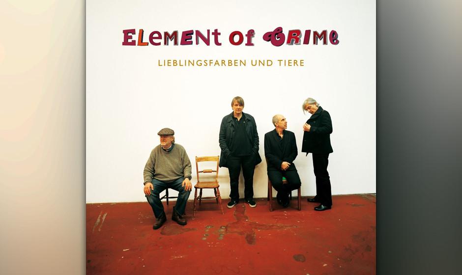 Element Of Crime - 'Lieblingsfarben Und Tiere'