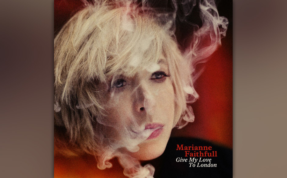 Marianne Faithfull - 'Give My Love To London'
