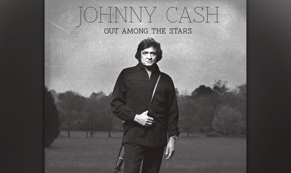Johnny Cash - 'Out Among The Stars'