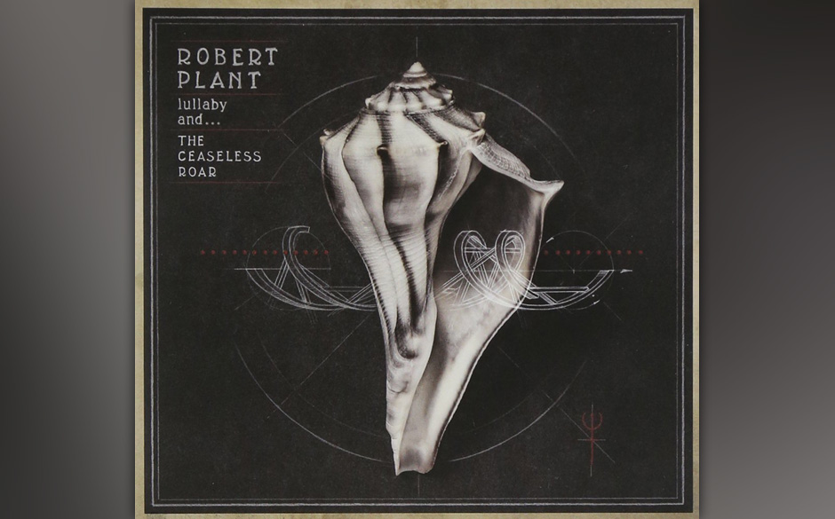Robert Plant - 'Lullaby And...The Ceaseless Roar'