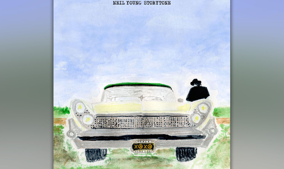 Neil Young - 'Storytone'