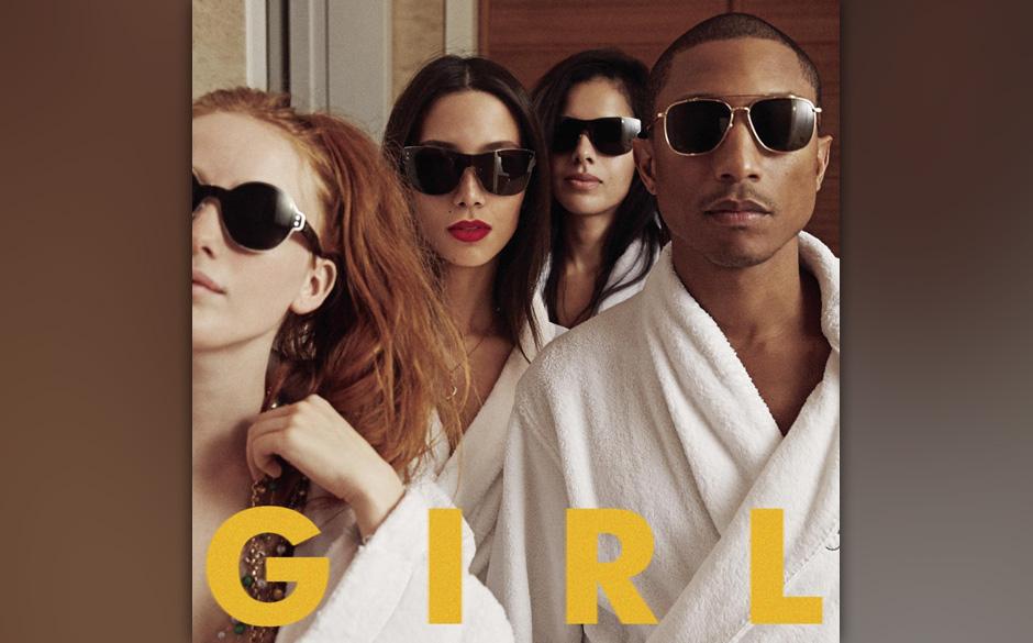 Pharrell Williams - 'Girl'