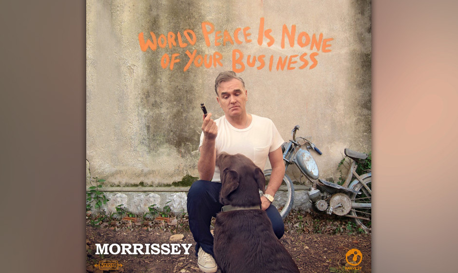 Morrissey - 'World Peace Is None Of Your Business'