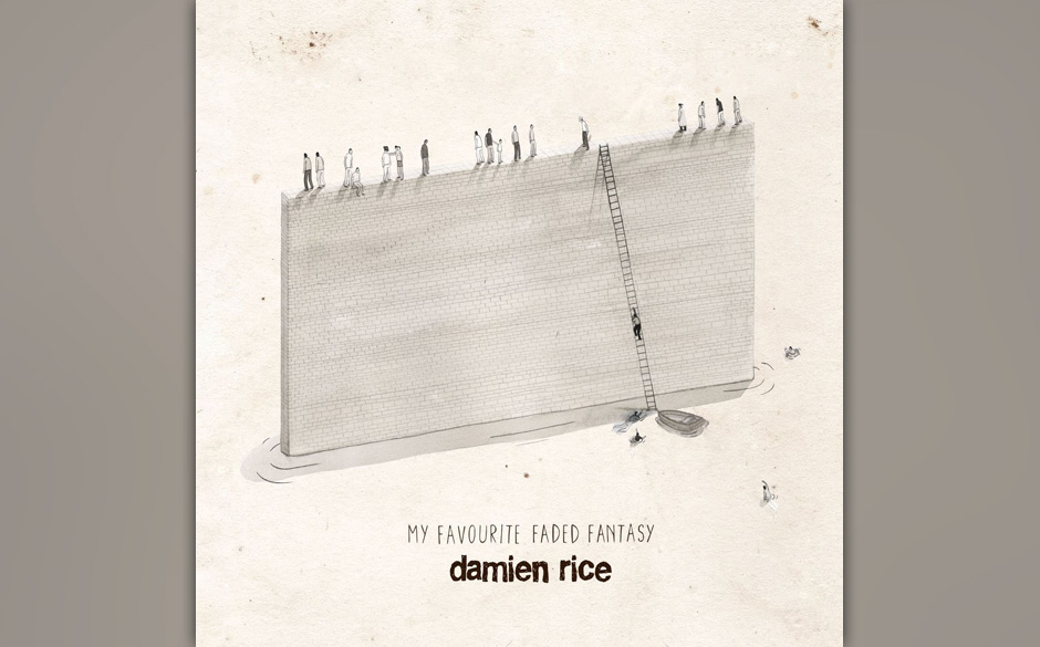 Damien Rice - 'My Favourite Faded Fantasy'