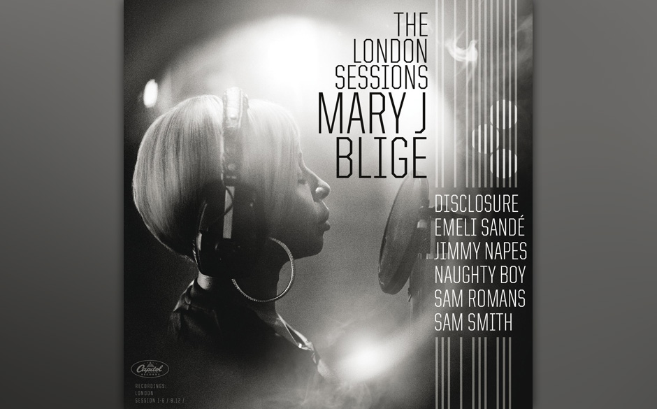 Mary J. Blidge - 'The London Sessions'